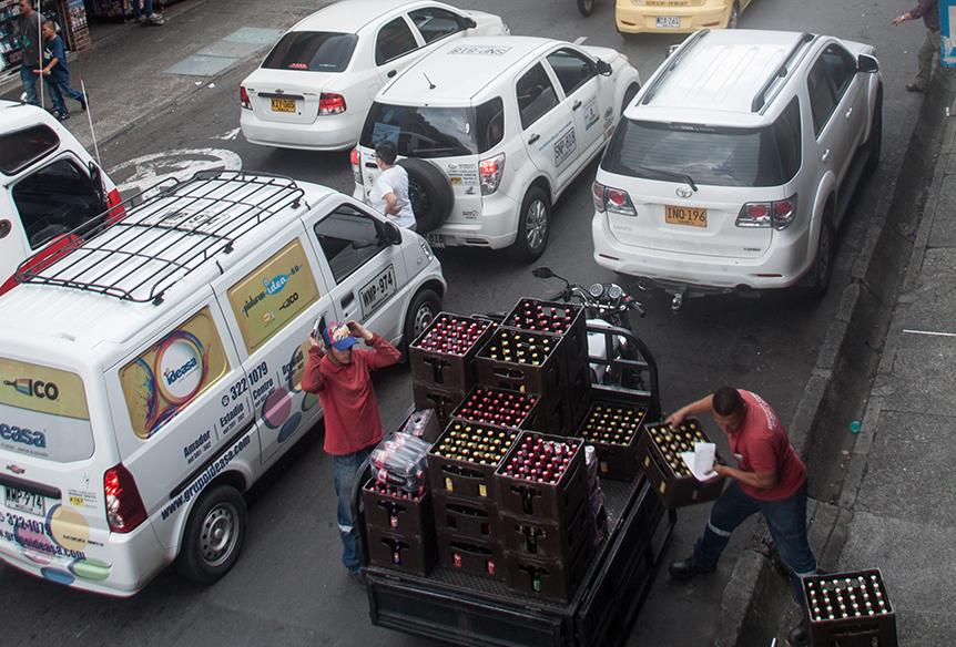 Restricción a cargue y descargue afectará a comerciantes