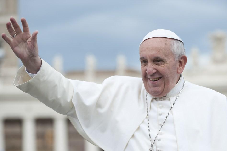 El Papa estará en el centro