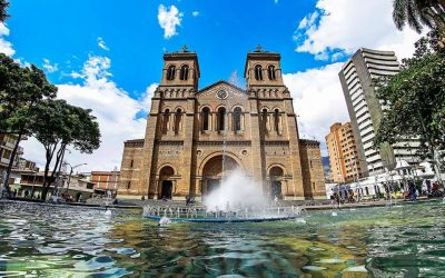 Esta Semana Santa: recorra las parroquias del centro de Medellín