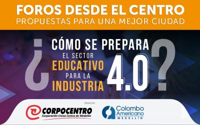 ¿Cómo se prepara el sector educativo para la industria 4.0?