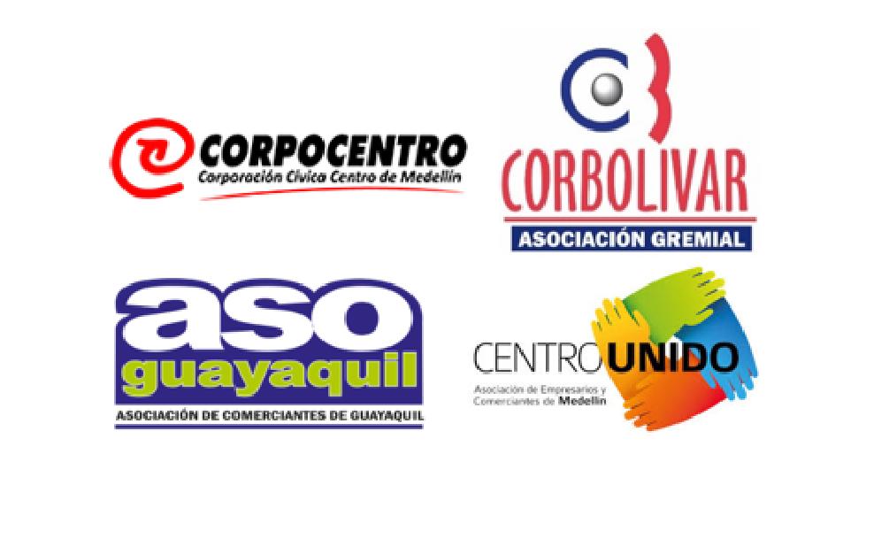 Comunicado sobre Covid – 19 de las asociaciones de comerciantes del centro de Medellín