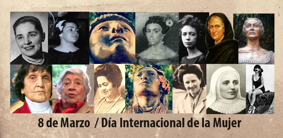 Ilustres mujeres antioqueñas engalanan el Paseo La Playa