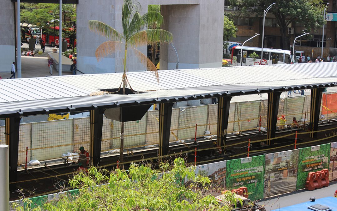 Medellín avanza en transporte masivo, pero el centro…